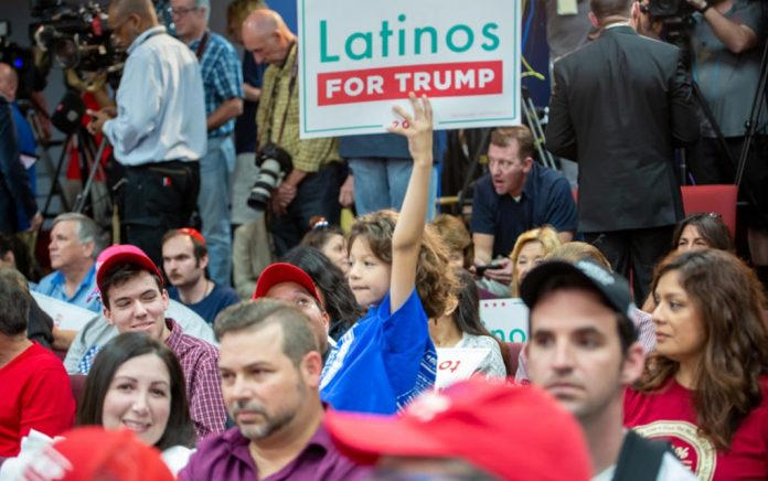Trump Is Gaining With Latinos