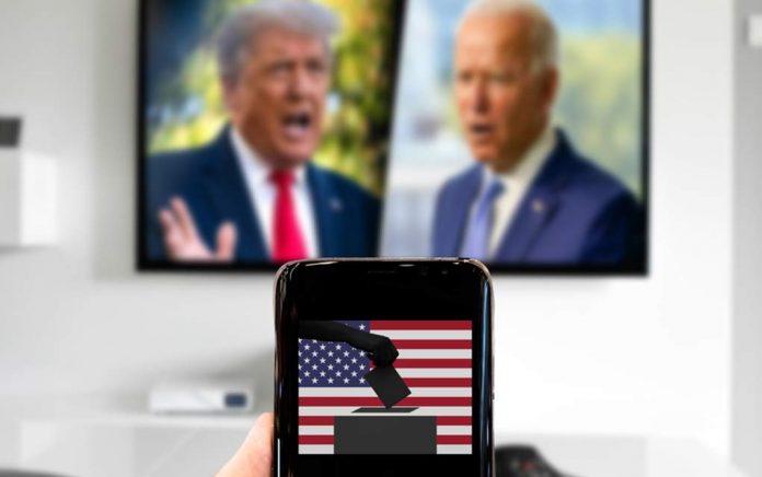 Trump and Biden Clash Over Immigration