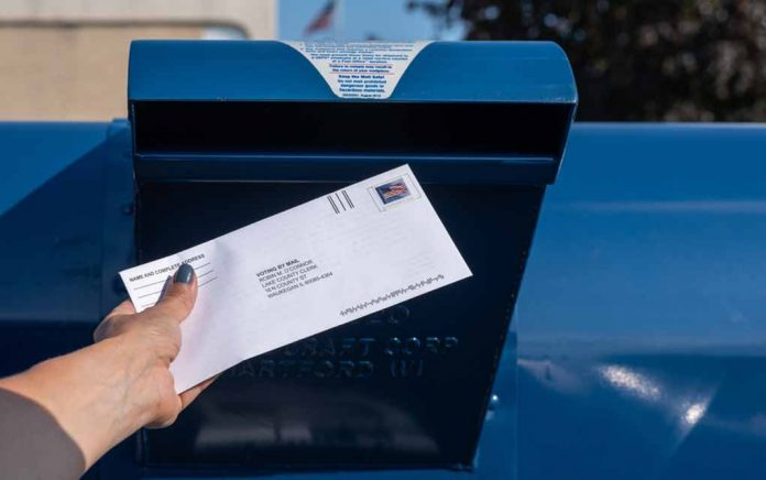 Virginia Mailbox Break Ins Raise New Fears On Election Integrity