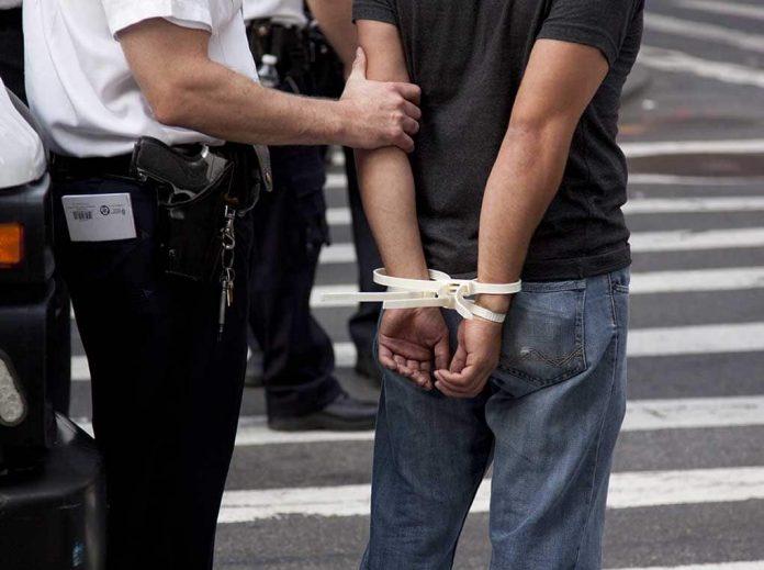 Leftist Arrested for Storming US Capitol