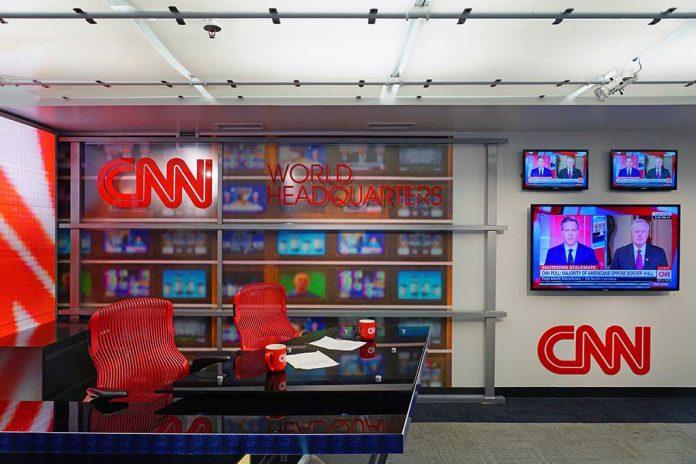 CNN Exec Comes Under Fire After Ridiculous Claim About Joe Biden