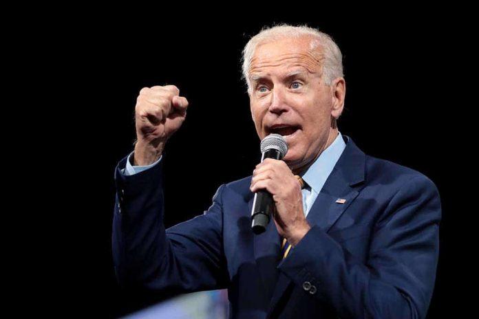 Former Trump Official Speaks out Against Biden