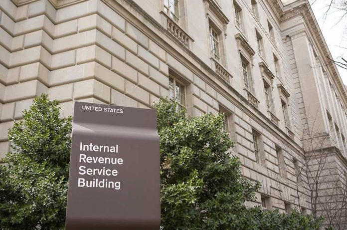 Tom Fitton Exposes IRS Targeting Conservatives