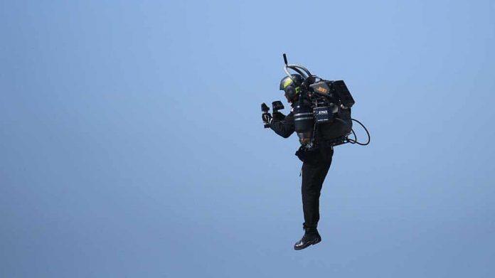 Military Exploring Use of Jetpacks on Battlefields