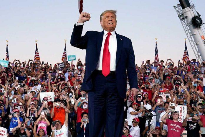 Trump Endorses Political Candidates for Primaries