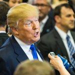 Trump Prepares for Media Blitz