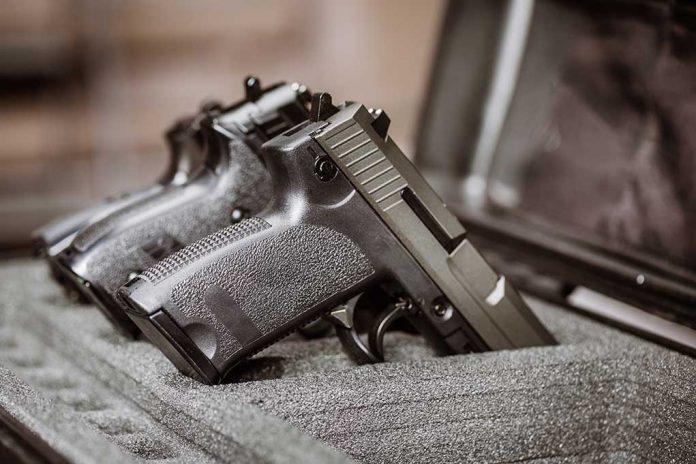 Gun Sales Break Records as Biden Pushes Gun Reform