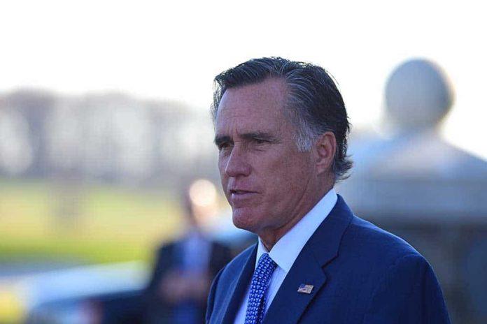 Romney Snubs Trump Again