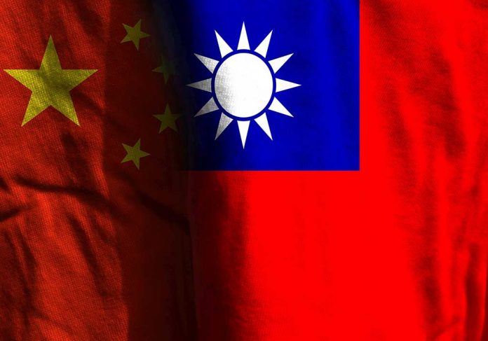 China Faces Threat From Taiwan