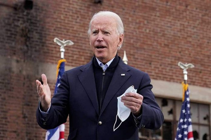 Joe Biden Allegedly Paid for Son's Inappropriate Escapades