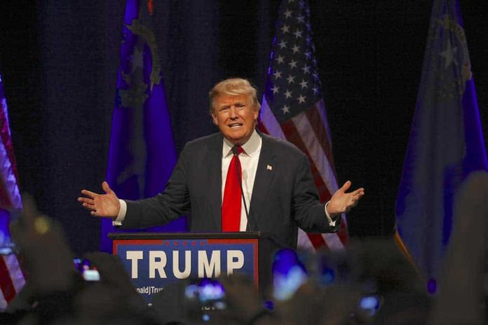 Donald Trump Responds to Biden and Putin's Summit Meeting