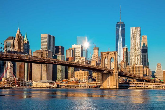 New York City Hit by Massive Cyberattack