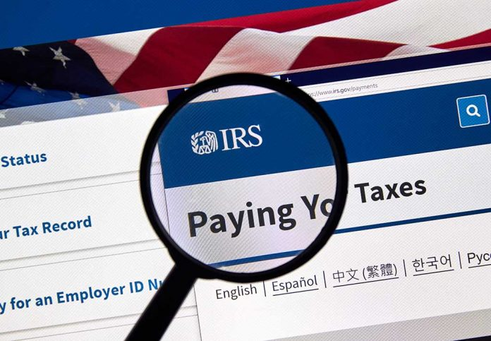 Tightening IRS Enforcement No Longer Paying for Infrastructure