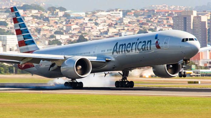 American Airlines Kick Asthmatic Toddler Off Plane