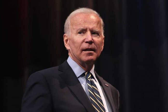 Biden Booed, Protested at Baseball Game